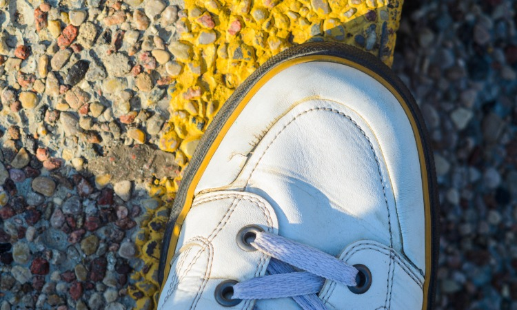 How To Get Creases Out Of Shoes Using Iron